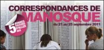 5 BONNES RAISONS D'ALLER AUX CORRESPONDANCES DE MANOSQUE