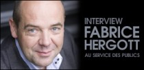 INTERVIEW FABRICE HERGOTT