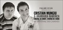 INTERVIEW DE CRISTIAN MUNGIU ET DE ANAMARIA MARINCA