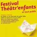 Festival Théâtr'enfants 2006
