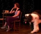 Cendrillon et le chien