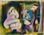 Picasso - Manet