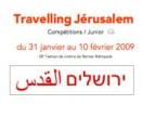 Travelling Jérusalem