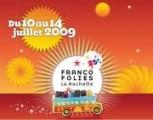 Festival des Francofolies de La Rochelle 2009