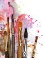 Maurice Rocher : peintures expressionnistes visages-matières