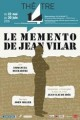 Le Mémento de Jean Vilar