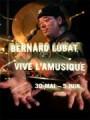 Bernard Lubat en concert