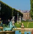 Jardin des grands explorateurs : Marco Polo et Cavelier-de-la-Salle