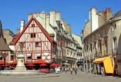 Centre ville de Dijon