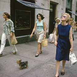 Joel Meyerowitz, New York City, 1975