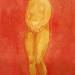 Pablo Picasso, Grand nu debout, 1906