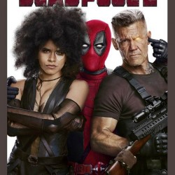 Deadpool 2 - Affiche