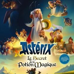 Astérix : le secret de la potion magique - Affiche