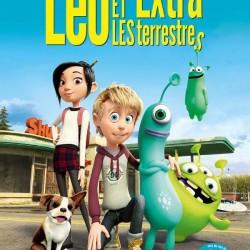 Léo et les Extraterrestres - Affiche