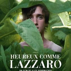 Heureux comme Lazzaro - Affiche