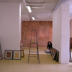 L'ancienne galerie
