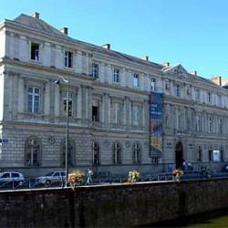Musée des Beaux Arts de Rennes - Façade