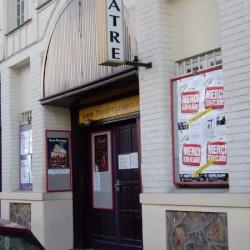 Le théâtre Michel Galabru - Façade du théâtre