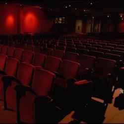 Théâtre Rive gauche - Vue depuis la scène