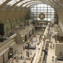 Nef de l'ancienne gare d'Orsay
