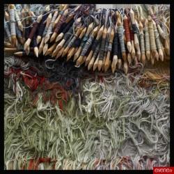 Bobines de fil, Manufacture de Beauvais