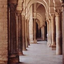 La Grande mosquée de Kairouan