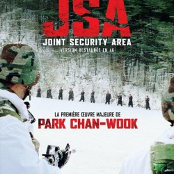 JSA : Joint Security Area - Affiche