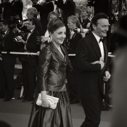 Dominique Blanc - Cannes 2007