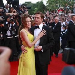 Angelina Jolie et Brad Pitt, Cannes 2007