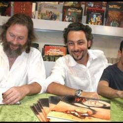 Christian Rossi Fabien Nury et Xavier Dorison