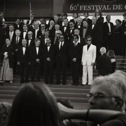 L'équipe du film 'Chacun son cinéma', Cannes 2007