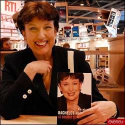 Roselyne Bachelot au Salon du Livre 2007