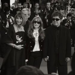 Pedro Almodovar (à droite) - Cannes 2007