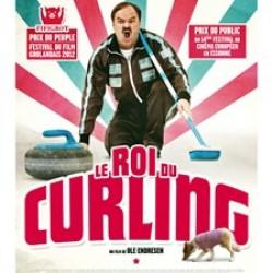 Le Roi du curling - Affiche