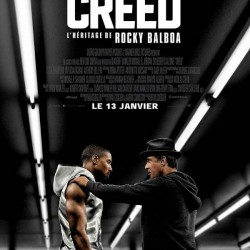 Creed : l'héritage de Rocky Balboa - Affiche