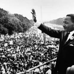 """Le discours """"I have a dream"""" de Martin Luther King fête ses cinquante ans le 28 août 2013"""