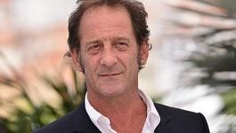 Vincent Lindon à Cannes