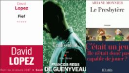 Le Top 10 des premiers romans de la rentrée