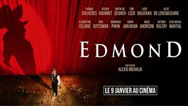 Succès théâtral, Edmond sort en film