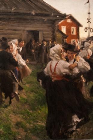 Anders Zorn, le peintre de la Suède fin-de-siècle