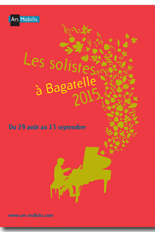 Les Solistes à Bagatelle 2015