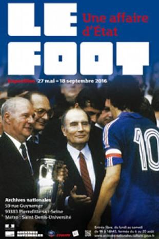 Le Foot une affaire d'état