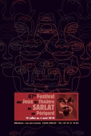 Festival des Jeux du thêatre de Sarlat 2018