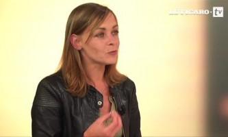 Interview d'Agnès Martin-Lugand le 11 juin 2015