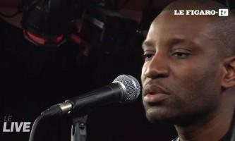 Abd Al Malik - Scarifications - «Daniel Darc» - Le Live Le Figaro