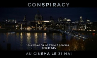 Conspiracy - bande annonce VOST