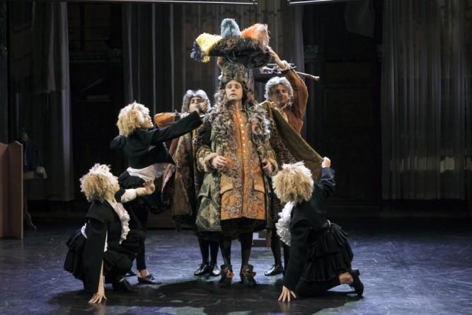 Le Bourgeois Gentilhomme, spectacle nouveau riche