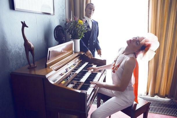 An Pierlé:«Ce n'est pas une musique pour les radios»