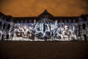 La Nuit aux Invalides, l'histoire en son et lumière