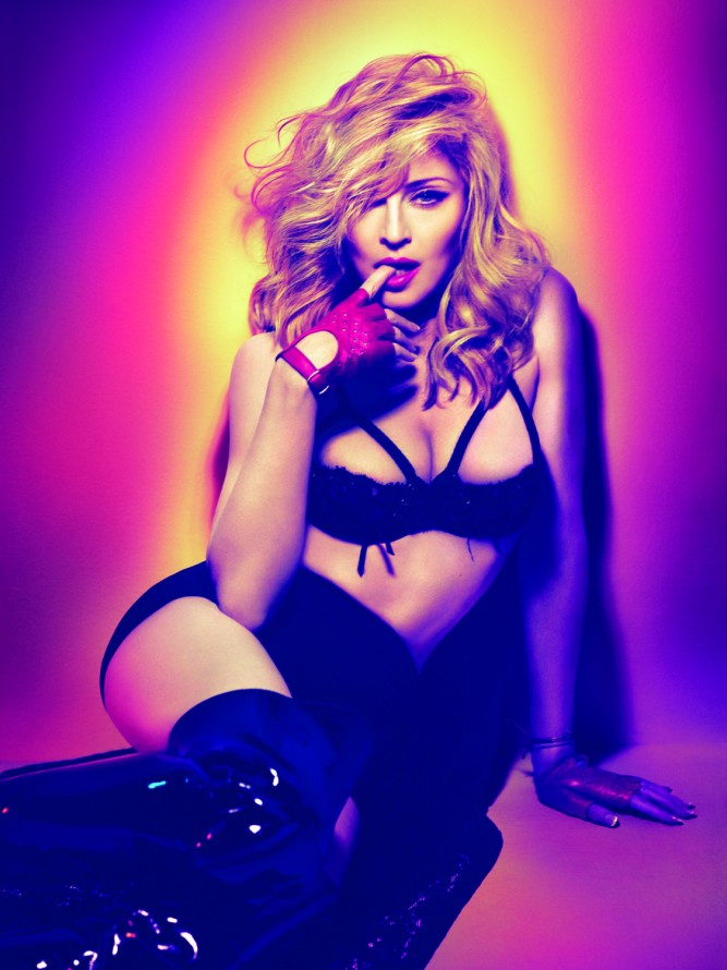 Madonna et 'MDNA', un album critique
